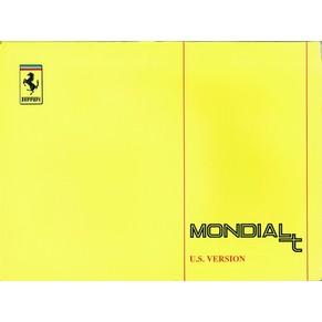 manuel du conducteur 1989 ferrari mondial t 570 89 manuel. Black Bedroom Furniture Sets. Home Design Ideas