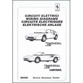 similiar bruno asl 250 wiring diagram keywords 1987 ferrari mondial 3 2 cabriolet wiring diagrams 488 87 pdf it fr
