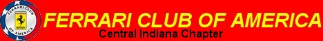 Ferrari Club of America Central Indiana Chapter