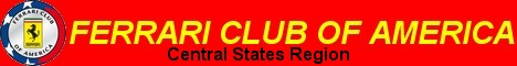 Ferrari Club of America Central States Region