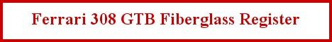 308 GTB Fiberglass Register