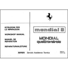 workshop manuals pdf ferrari automobilia maranello literature librairie. Black Bedroom Furniture Sets. Home Design Ideas